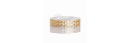 Prism tape gold