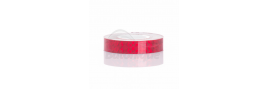 Prism tape red